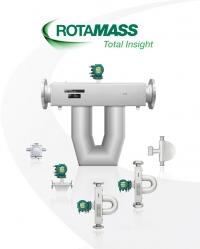 Yokogawa Rotamass massamäärävirtausmittaus