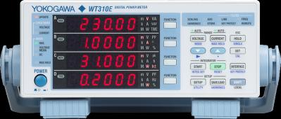 Yokogawa WT300E-sarjan tehomittari