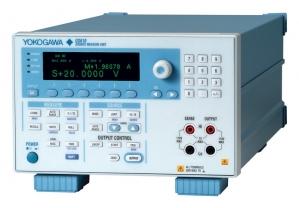 ohjelmoitava jännite/virtalähde Yokogawa GS610