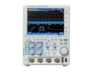 sekasignaalioskilloskooppi 200 - 500 MHz kaistanleveydellä
