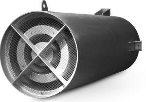 Teollisuuden äänenvaimennin ja meluntorjuntaratkaisut kontramilta